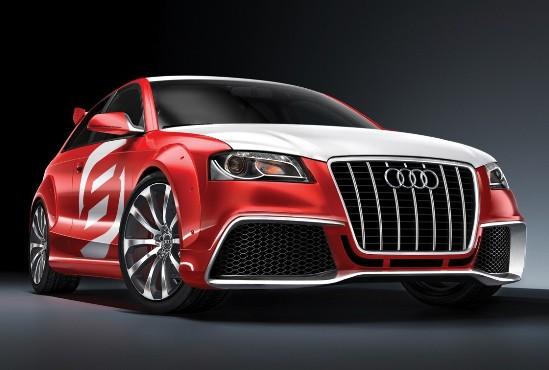 Audi A3 Clubsport TDI Quattro