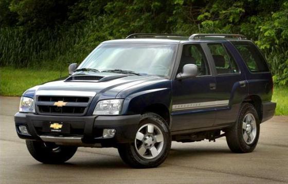 Nueva Chevrolet Blazer 2009