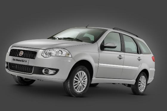 Nuevo Fiat Palio Weekend 2009