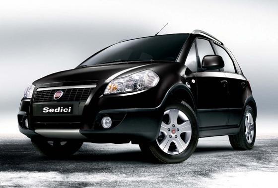Nuevo Fiat Sedici