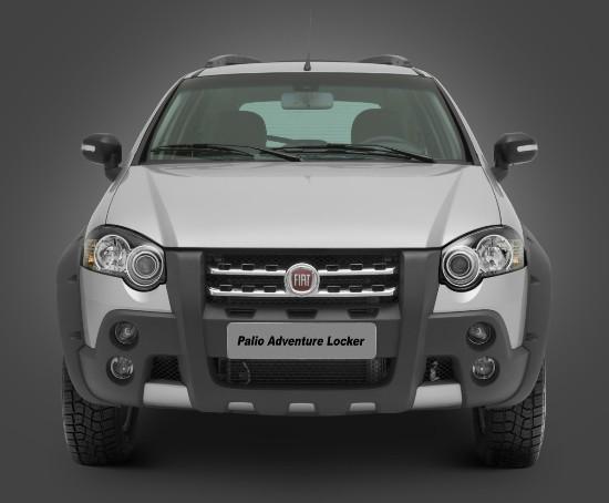 Nuevo Fiat Palio Adventure Locker 2009