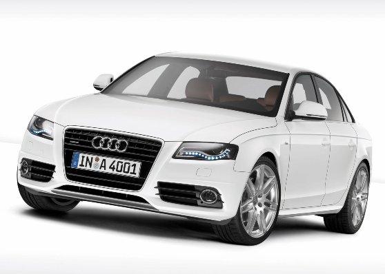 Audi A4 - Lanzamiento oficial