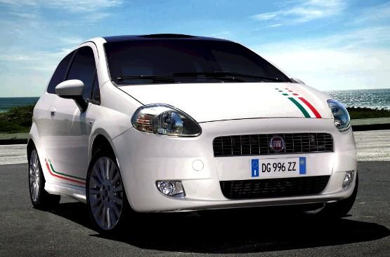 Fiat Grande Punto – Gama 2008