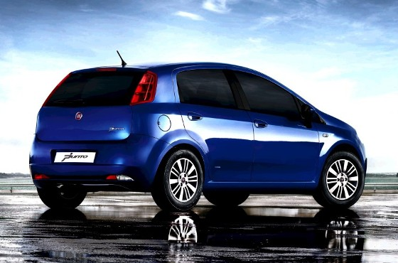 fiat grande punto gama 2008 mundoautomotor. Black Bedroom Furniture Sets. Home Design Ideas