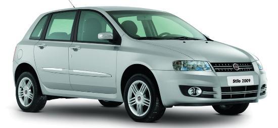 Nuevo Fiat Stilo 2009