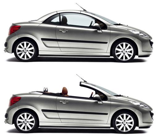 Peugeot 207 CC – Lanzamiento Oficial