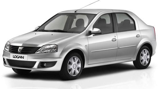 Renault Logan 2008, restyling
