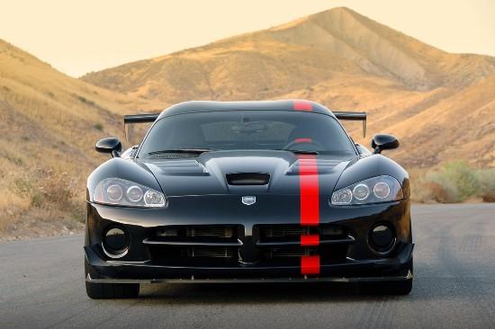 Dodge Viper SR 10 ACR – Nürburgring