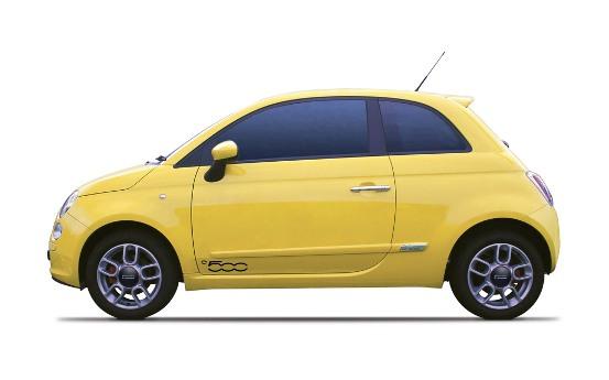 Fiat e500 – Eléctrico