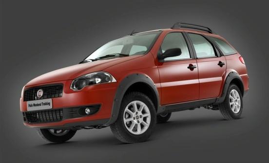 Nuevo Fiat Palio Weekend 2009 – Oficial
