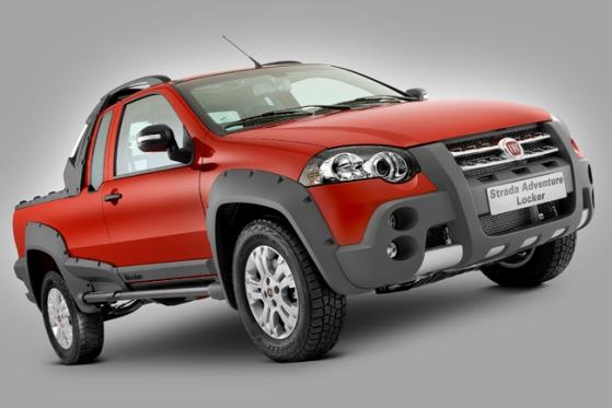 Nuevo Fiat Strada 2009