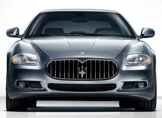 Maserati Quattroporte 2009