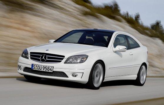 Mercedes Benz CLC SportCoupé
