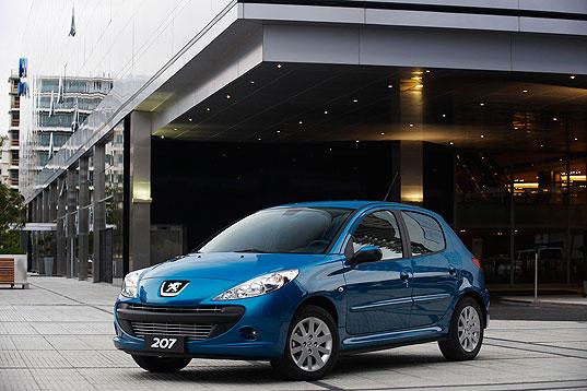 Peugeot 207 HB