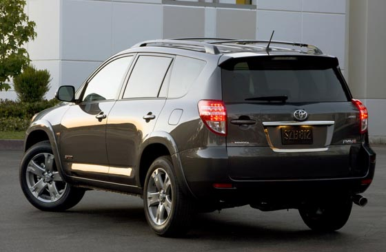 toyota rav4 2009 mundoautomotor. Black Bedroom Furniture Sets. Home Design Ideas
