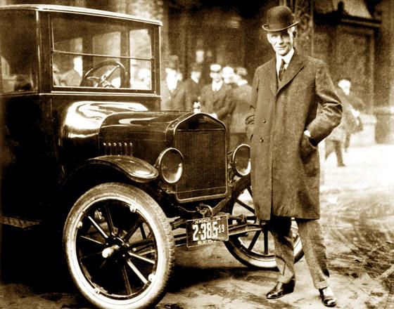 Ford modelo T – 100 años de historia