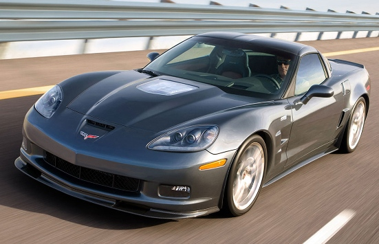 Chevrolet Corvette ZR1 – Video