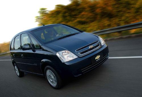Nueva Chevrolet Meriva 2009