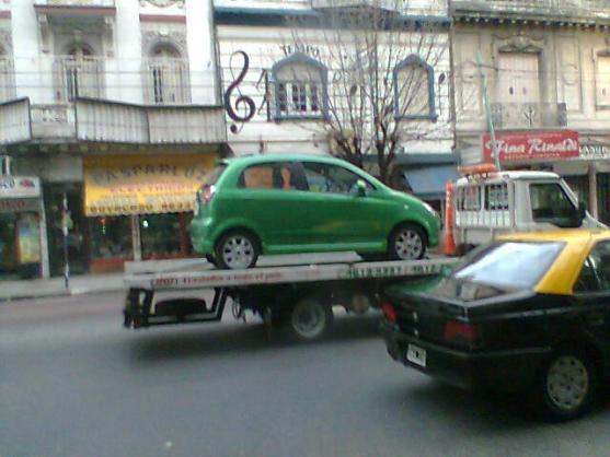 Chevrolet Spark en Argentina