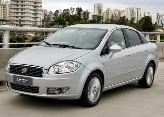 Fiat Linea – Lanzamiento oficial en Brasil
