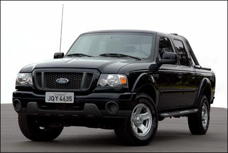 Ford Ranger Storm 2009 – Edición limitada