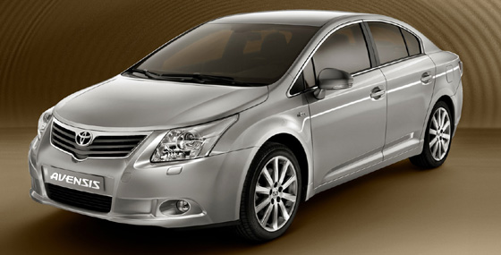 Toyota Avensis 2009 Sedan y Station-Wagon