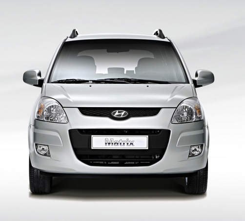 Hyundai Matrix 2009