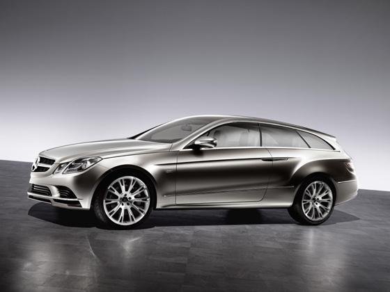 Mercedes-Benz ConceptFASCINATION estudio de diseño presenta un nuevo idioma.