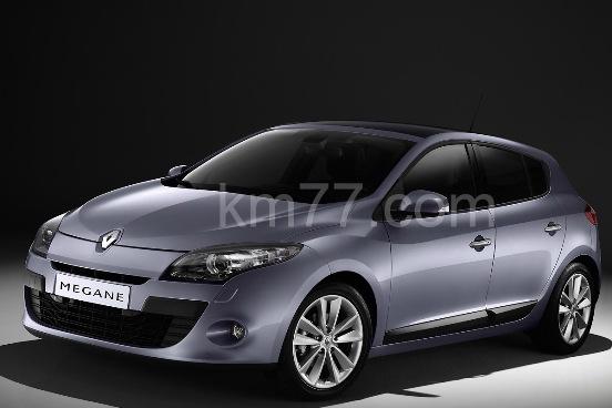 Nuevo Renault Megane III