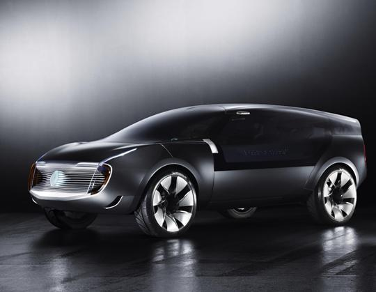 Renault Ondelios – Concept