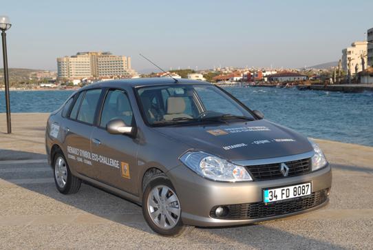 Renault Symbol 1.5dci – Eco Challenge