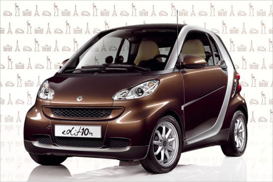 smart fortwo edition10 mundoautomotor. Black Bedroom Furniture Sets. Home Design Ideas