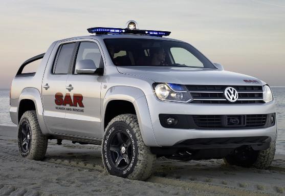 Volkswagen Robust Concept