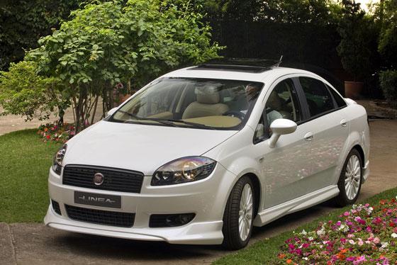 Fiat Linea Monte Bianco