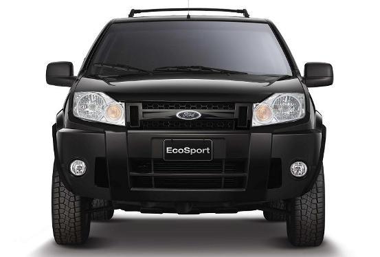 Ford Ecosport Nightrunning