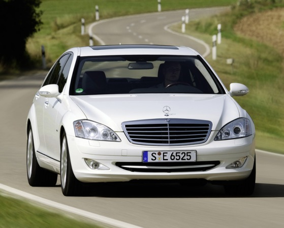 Mercedes Benz S 320 CDi BlueEfficiency