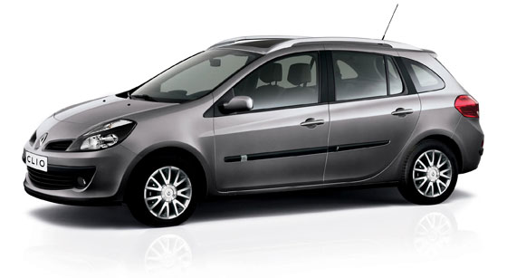 Renault Clio Grand Tour Exception