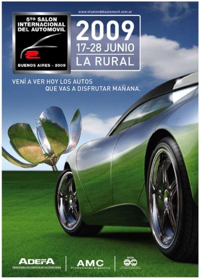 Salón del Automóvil 2009 en Buenos Aires