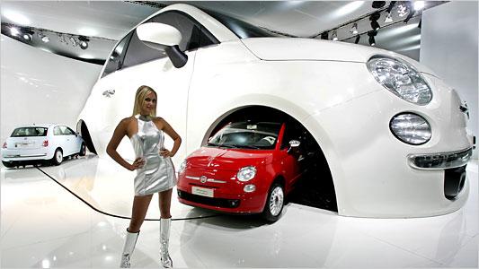 Fiat 500, está cerca