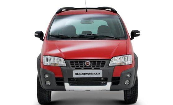 Fiat Idea Adventure Locker