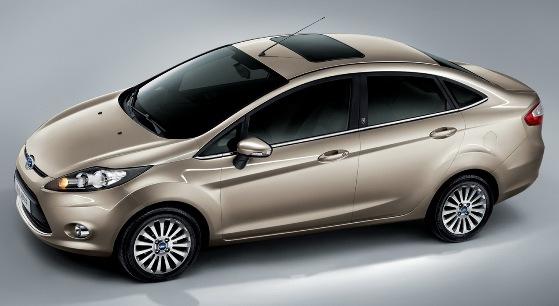 Nuevo Ford Fiesta Sedan