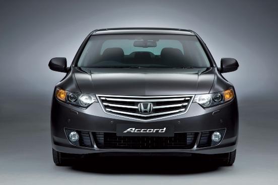 Nuevo Honda Accord – Premio en seguridad en la Euroncap