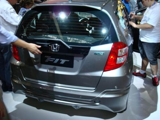Nuevo Honda Fit – Análisis desde San Pablo
