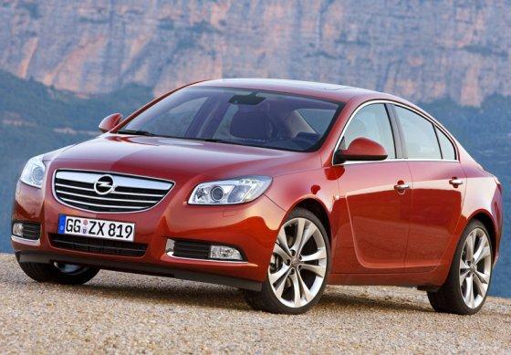 Opel Insignia – Auto del Año 2009
