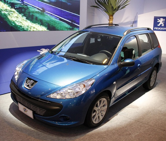 Peugeot 207 Compact SW