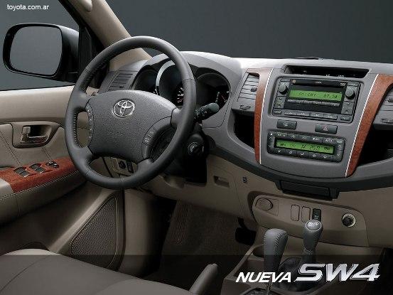 Toyota Hilux 2011 Fotos. Nueva Toyota Hilux SW4 2009