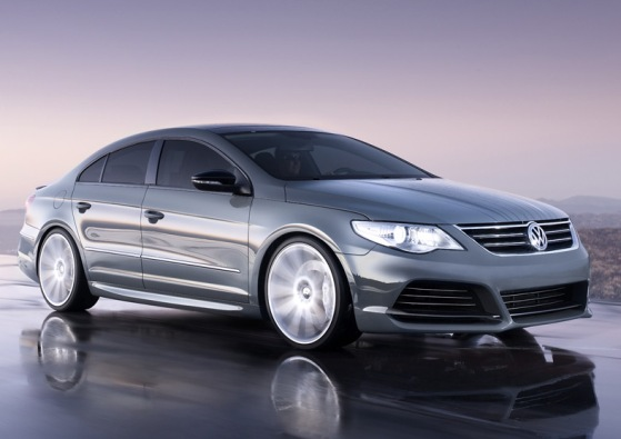 VW Passat CC Eco Performance – Concept