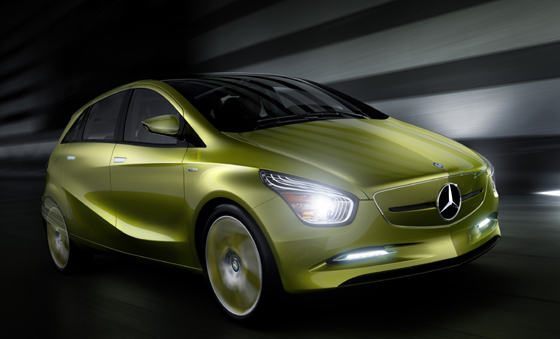 Mercedes-Benz BlueZERO Concepto