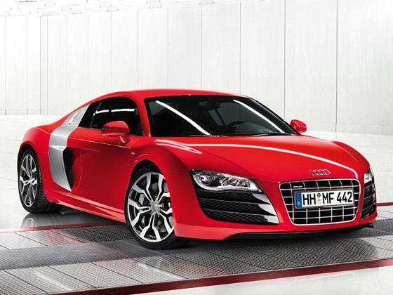 Audi R8 V10 2009: …Que mas?