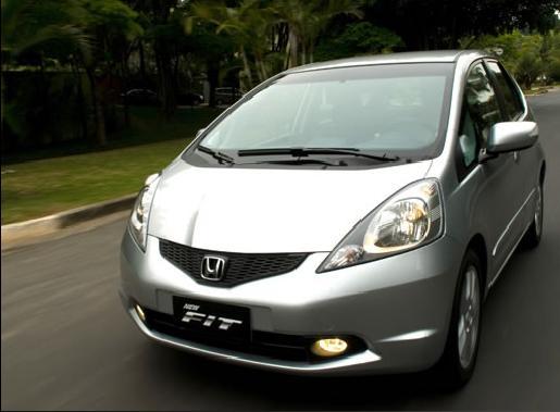 Honda New Fit 09 – Oficial en Argentina
